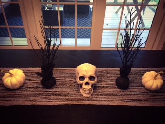 Creepy kitchen table