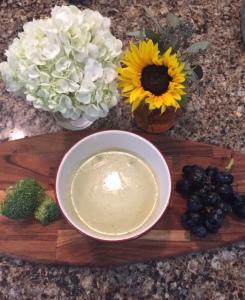 cream of broccoli soup 3