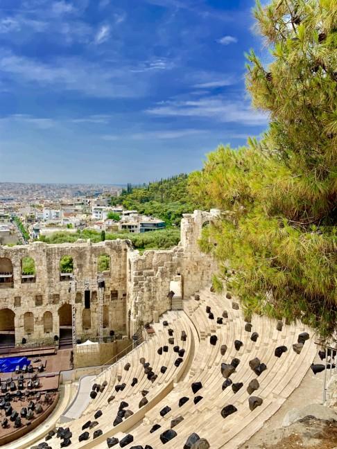 acropolis pana