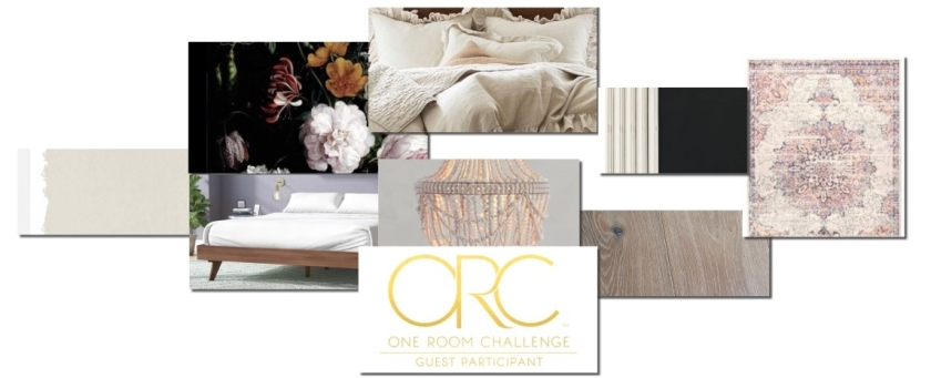 One room challenge feature grid