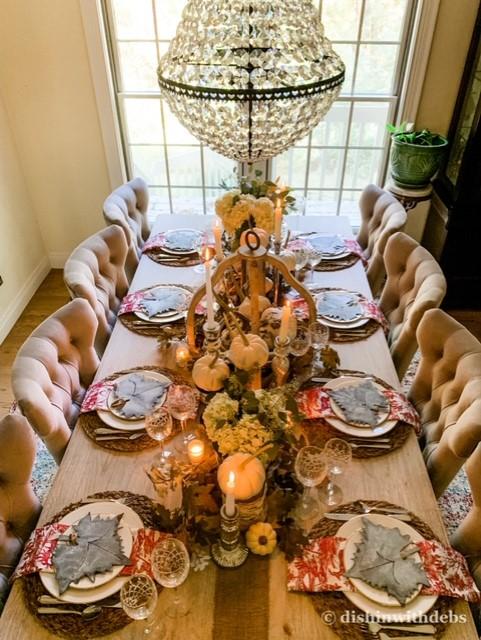 My Neutral Thanksgiving TableDesign