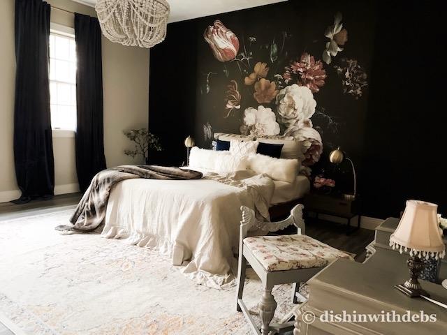 The One Room Challenge™ Fall 2019 Glamorous BedroomReveal